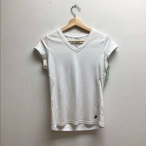 Prince White Active Tee Medium